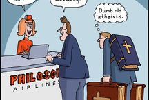 Atheism / by Audrey Bryk