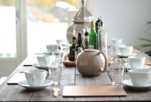 Breakfast table setting // by Rust / Breakfast table setting ideas , decoration , home inspiration
