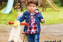 Los juegos de siempre 1-2016 / Colección Rogalet Jeans de ropa infantil para niños y niñas.