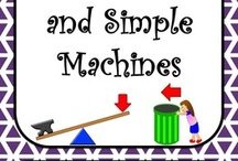Force, motion and simple machines