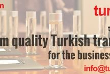 Turklingua Turkish Translation Services / Turklingua Turkish Translation Agency (http://www.turklingua.com) provides premium class Turkish translation services in all business sectors and industries