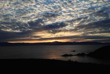Sunrises and sunsets on our Island State / Some of the world's best sunrises and sunsets can be seen in this little Island state - Tasmania.