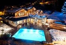 The Chalet / Situated in its own grounds, with exceptional views of the mountains, Mont Tremblant is in the heart of Meribel, just a few minutes' walk from the town centre. / by Mont Tremblant