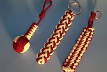 Parachute Cord crafts
