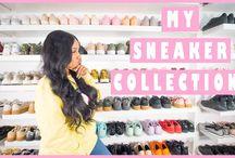 Des milliers de  chaussure