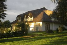 Our Cottages / Interiors of our 4 self catering cottages, in the peaceful Dargle Valley of The Natal Midlands, South Africa.