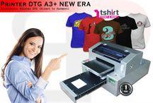 3 Type Printer DTG Lokal TERBAIK dan Berkualitas