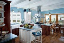 Kitchen Cottage / Kitchen