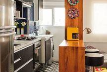 Idéias para o piso da cozinha