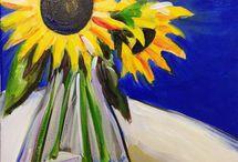 Shiny Happy Art  by Anna Bartlett