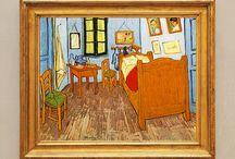 Van Gogh Oil Paintings / Want to own a painting of Van Gogh. Please visit: http://www.painting-in-oil.com/artworks-Gogh-Vincent-van.html