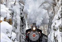 Bilder. Vinter