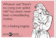 Breastfeeding Funnies
