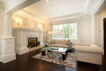 Interior Design / Traditional, craftsman style, home bar design, office design, kitchen design, custom millwork