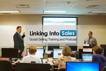 Linking Into Sales / About the Podcast, Training, Blogs and Resources of Linking Into Sales by Greg Hyer and Martin Brossman learn more at: http://LinkingIntoSales.com