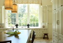 Window Treatments / by Kathleen McElroy