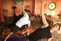 Yoga / Yoga is offered daily for our ayahuasca retreat guests.