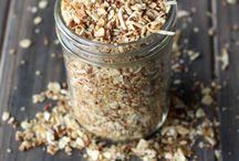 Healthy - Breakfast Granola / by Shelley