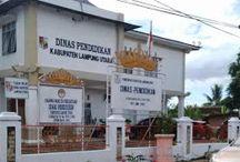 Alamat Sekolah di Kabupaten Lampung Utara