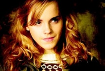 Hermione Granger and Emma Watson