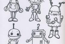 Because I Love Robots