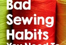 tips and hints on sewing