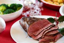 hoofdgerechten vlees