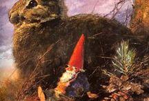 Fairytale / Gnomes and fairies