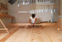 Japanese woodworking