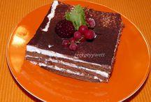Dorty od mámy / ..netradiční, dnes normální dorty..