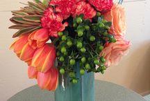 floral mass design
