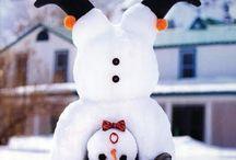 snowman &