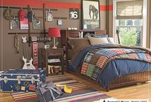 Boy's bedroom / by Black Cat