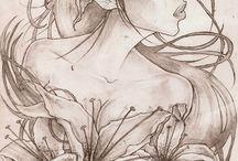 Ideas 4 Nature Spirits & Fairies
