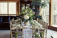 bruiloften en bloemen