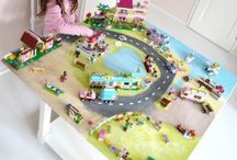 Lego Playmobil
