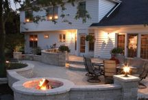 Backyard ideas / by Teresa Boulton