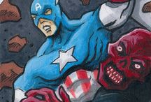 Upper Deck Marvel Premier Sketch Cards