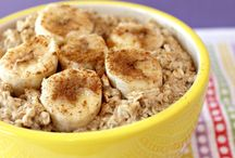 Breakfast time! / Healthy and easy breakfast ideas