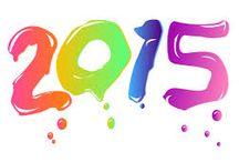 Primeros de año 2015 / año 2015