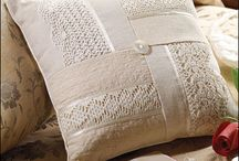 Pillows / Beautiful patchwork pillows