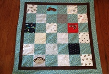 Sew Sassy Creations / Custom made blankets and t-shirt quilts. Check us out, http://Facebook.com/SewSassyCreations