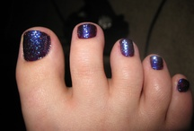My Nails / Pictures of colors I have painted my nails and different designs I've done. / by Haley Bishop
