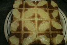 Gâteau yaourt et ananas
