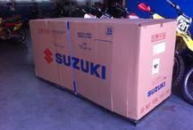 SUZUKI / Suzuki varie