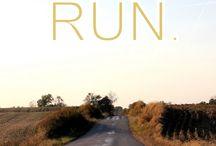 13,1 / Half marathon, running