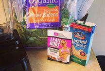 Healthy Fit Recipes / Fit Friendly Recipes