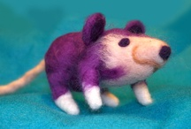 Purple Possum / www.missdinkles.com