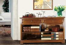 Libreria retrodivano   Back Sofa Table