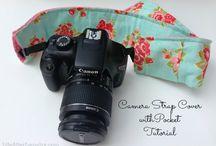 Camera Stuff / by sewVery
